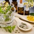 herbs and botanical image